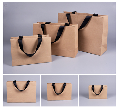 Non laminated paper bags